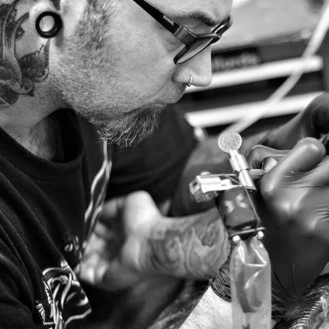 Kristian Mclean tattoo artist scunthorpe lincolnshire
